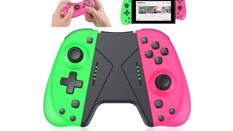 BEBONCOOL Controllers – Joycons for Nintendo Switch Review