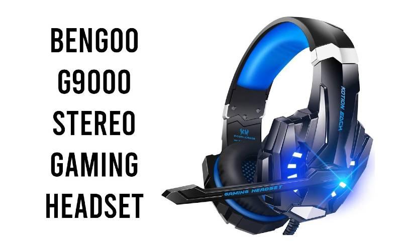 Bengoo Gaming Headset Review
