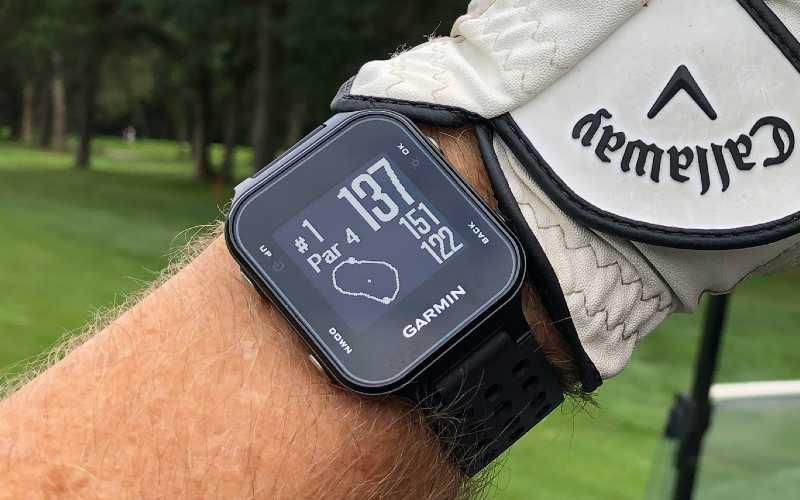 Garmin S20 Golf Watch Review