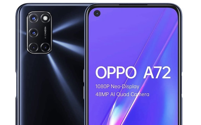 Oppo A72 Smartphone Review