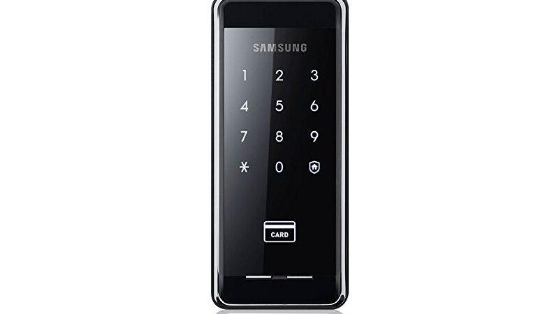 Samsung Door Lock Review