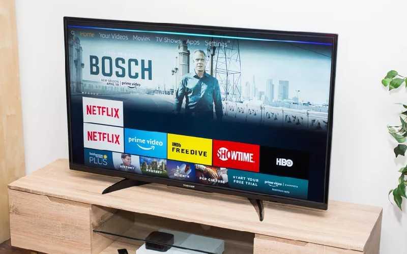 Best 43 inch TV UK