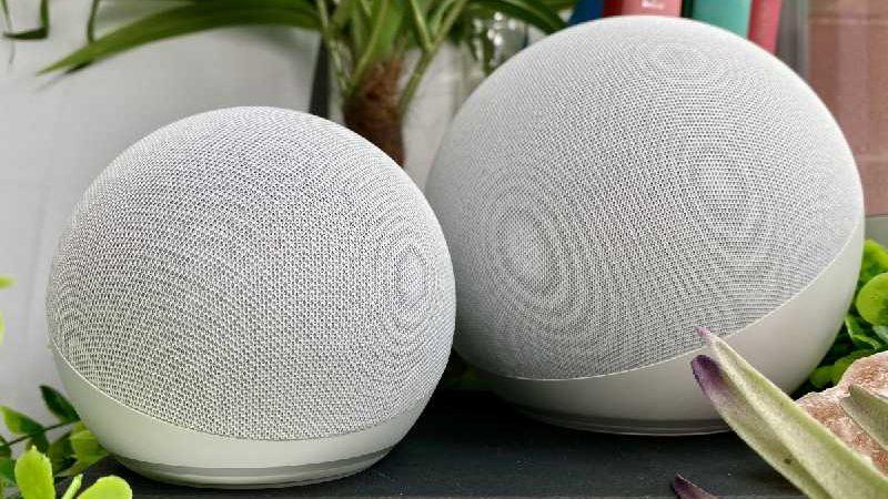 Speakers with Alexa